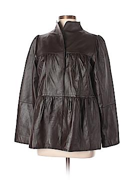 Karen Kane Leather Jacket Size M