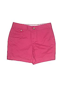 District. Khaki Shorts Size 6