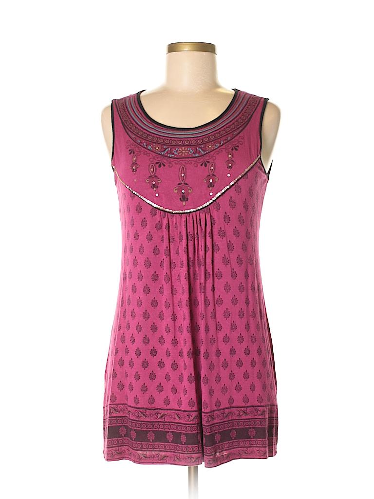 Global Desi Women Casual Dress Size M