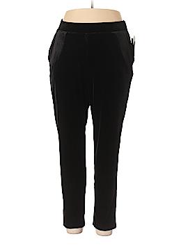 Catherines Velour Pants Size 4X (Plus)