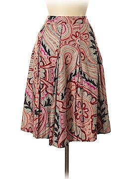 Kenneth Cole New York Silk Skirt Size 6
