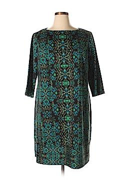 London Times Casual Dress Size 18 (Plus)