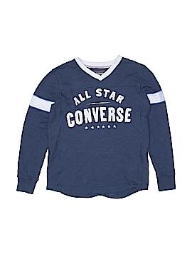 Converse Long Sleeve T-Shirt Size 140 - 150 cm