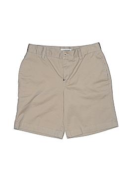 Lands' End Khaki Shorts Size 10 (Husky)
