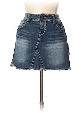 Wall Flower Denim Skirt Size 11