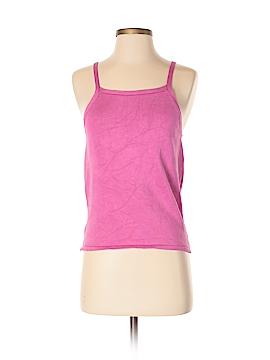 Tibi Sleeveless Silk Top Size S