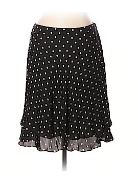 Jones New York Signature Silk Skirt Size 10