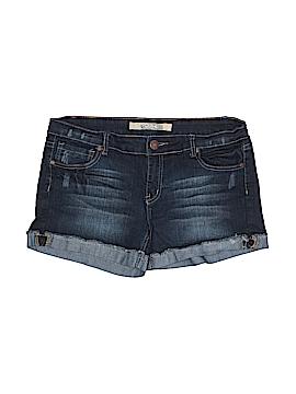 C Pink Denim Shorts Size 11
