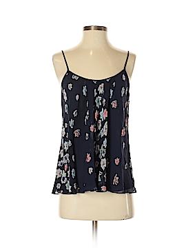 Club Monaco Sleeveless Silk Top Size S