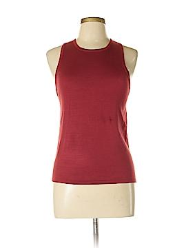 KORS Michael Kors Sleeveless Silk Top Size L