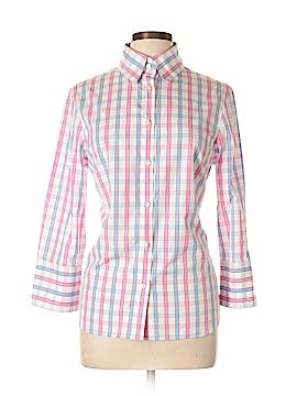 J. McLaughlin Long Sleeve Button-Down Shirt Size 12