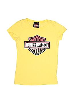 Harley Davidson Short Sleeve T-Shirt Size S (Kids)