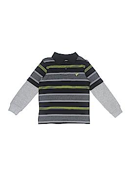 Wrangler Jeans Co Long Sleeve Polo Size 5T