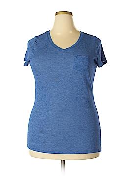 Derek Heart Short Sleeve T-Shirt Size 2X (Plus)