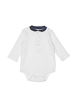 Ralph Lauren Baby Long Sleeve Onesie Size 3 mo