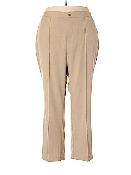 Catherines Dress Pants Size 16w