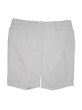 The Limited Khaki Shorts Size 18 (Plus)
