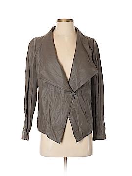 BB Dakota Leather Jacket Size XS