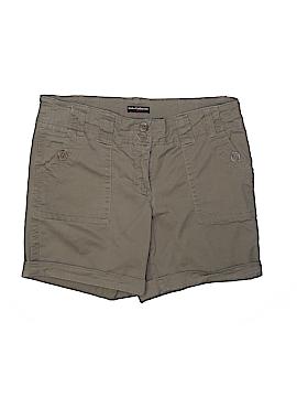 Dalia Collection Khaki Shorts Size 12