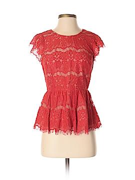 Maeve Short Sleeve Blouse Size XS
