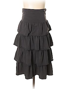J. Crew Factory Store Silk Skirt Size S