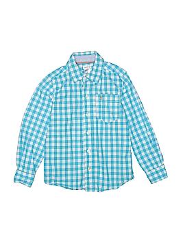 Carter's Long Sleeve Button-Down Shirt Size 5