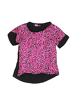 Aqua Short Sleeve Top Size 3T