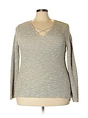 DressBarn Women Pullover Sweater Size 3X (Plus)
