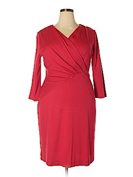Lafayette 148 New York Casual Dress Size 18 (Plus)
