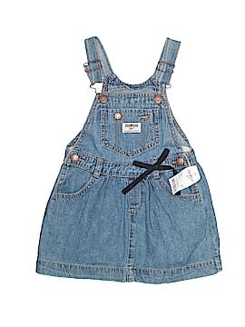 OshKosh B'gosh Overall Dress Size 3T