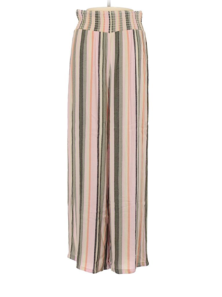 081d3cf977 Xhilaration 100% Rayon Solid Light Pink Yoga Pants Size S - 61% off ...