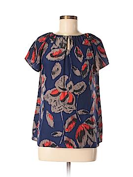 Dolce Vita Short Sleeve Silk Top Size XS