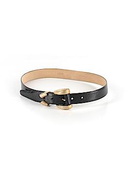 Ellen Tracy Leather Belt Size XS