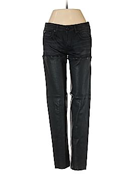 R13 Leather Pants 27 Waist