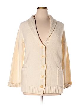 J.jill Wool Cardigan Size XL (Petite)
