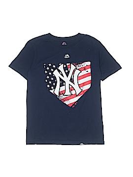 Majestic Short Sleeve T-Shirt Size 11 - 12