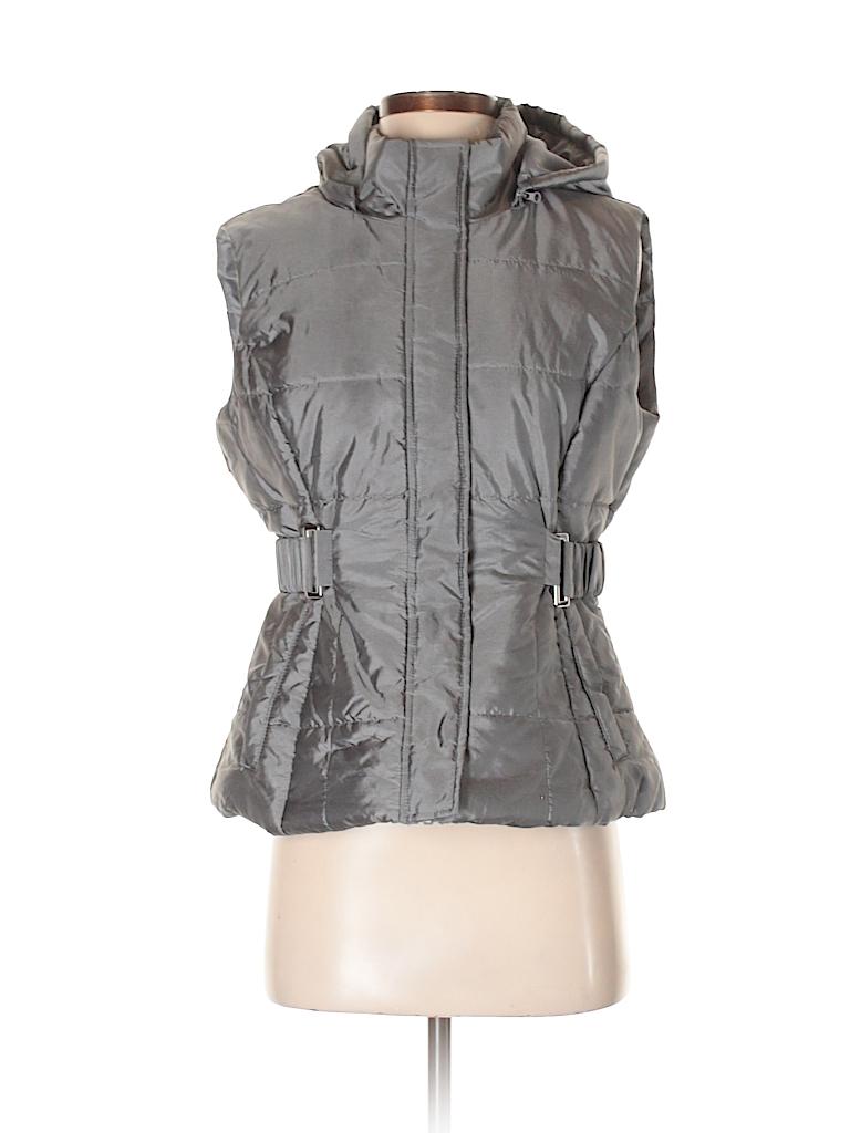 New York & Company Women Vest Size S