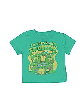 Teenage Mutant Ninja Turtles Short Sleeve T-Shirt Size 12 mo