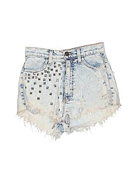 Vibrant M.I.U Denim Shorts Size S