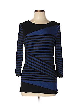 Dana Buchman 3/4 Sleeve Top Size M