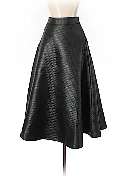 Banana Republic Faux Leather Skirt Size 2