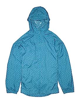 Lands' End Raincoat Size 16