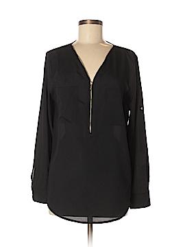 Calvin Klein Long Sleeve Blouse Size M