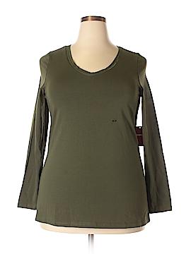 Avenue Long Sleeve T-Shirt Size 14 - 16 Plus (Plus)