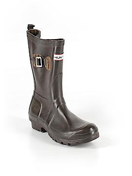 Hunter Rain Boots Size 4