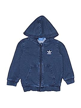 Adidas Zip Up Hoodie Size 4T