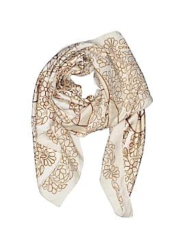 Chanel Silk Scarf One Size