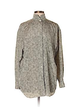 Christian Dior Long Sleeve Blouse Size 10