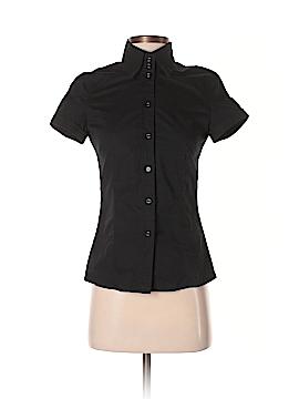 Mexx Short Sleeve Button-Down Shirt Size 4