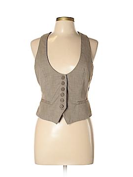 New York & Company Tuxedo Vest Size 8